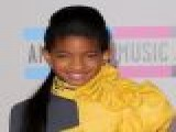 2010 AMAs Red Carpet: Willow Smith On Her Chat With Rihanna