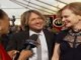 2011 Screen Actors Guild Awards: Keith Urban & Nicole Kidman On Baby Faith Margaret - &#8216 We Got Our Hands Full&#8217