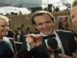 2011 Emmy Awards Red Carpet: Amy Poheler & Will Arnett Are &#8216 Pumped&#8217