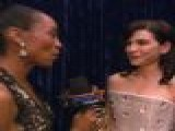 2011 Emmy Awards Backstage: Julianna Margulies - &#8216 I Love My Job&#8217 On &#8216 The Good Wife&#8217