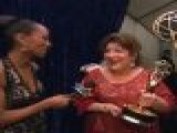 2011 Emmys Backstage: Margo Martindale On Her Emmy Win - &#8216 It Was A Total Surprise!&#8217