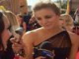 2011 Emmy Awards Red Carpet: Kaley Cuoco - &#8216 I&#8217 M So Proud&#8217 Of &#8216 The Big Bang Theory&#8217