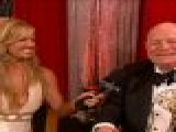 2008 Emmys Backstage: Nancy O&#8217 Dell Talks With Don Rickles