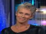 Jamie Lee Curtis Discusses Her New Children&#8217 S Book, &#8216 My Mommy Hung The Moon&#8217