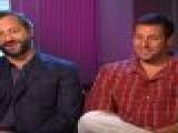 Adam Sandler & Judd Apatow Talk &#8216 Funny People&#8217