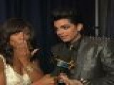 American Music Awards 2009: Adam Lambert - &#8216 Shock Is Fun&#8217