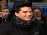 Adam Lambert Thrills Fans On CBS&#8217 &#8216 The Early Show&#8217