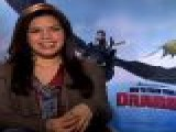 America Ferrera: Girls Will Love &#8216 How To Train Your Dragon&#8217