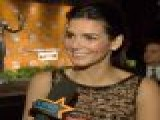 Angie Harmon Discusses The 2011 Screen Actors Guild Awards Nominations