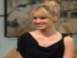 Access Hollywood Live: What Was It Like For Dianna Agron To Grow Up In A Hotel?