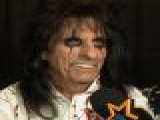 Alice Cooper Shares His Excitement Over Being Inducted Into The Rock &#8216 N&#8217 Roll Hall Of Fame
