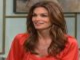 Access Hollywood Live: Cindy Crawford On Motherhood & Sneaking Into The Guesthouse For &#8216 Date Night&#8217