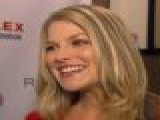 Ali Larter Keeps The Baby Weight Off