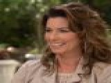 Access Extended: Shania Twain On Finding Love Again - ' I' M In Love With My Best Friend'