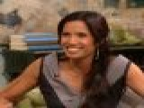 Access Hollywood Live: Padma Lakshmi Mocks Curtis Stone&#8217 S Hair & Goes Gaga For Sugar Ray Leonard