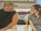 Access Extended: Larry The Cable Guy & Emily Mortimer Talk &#8216 Cars 2&#8217