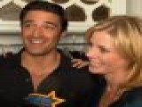 Access Extended: Behind The Scenes With Julie Bowen & Gilles Marini On &#8216 Modern Family&#8217