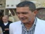 Antonio Banderas Talks Hosting Fundraiser Event For President Obama