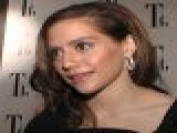 Brittany Murphy Helps Raise Money For Disabled Children