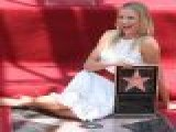 Cameron Diaz Gets Her Star On Hollywood Walk Of Fame June 22, 2009