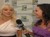 Comic-Con 2009: Anna Faris Talks &#8216 Cloudy With A Chance Of Meatballs&#8217