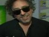 Comic-Con 2009: Tim Burton Talks &#8216 Alice In Wonderland&#8217 & &#8216 9&#8217