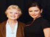 Catherine Zeta-Jones & Angela Lansbury Enjoy &#8216 A Little Night Music&#8217
