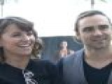 Comic-Con 2011: Lucy Lawless & Dustin Clare Talk &#8216 Spartacus: Vengeance&#8217