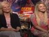 Dish Of Salt: Amy Poehler & Christina Applegate Is Out Of Breath