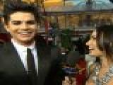 Dish Of Salt At 2010 SAG Awards: Adam Lambert On The &#8216 Powerful&#8217 Oprah & Going International