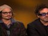 Dish Of Salt: Johnny Depp & Tim Burton On &#8216 Alice In Wonderland&#8217
