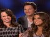 Elizabeth Reaser, Peter Facinelli & Nikki Reed Take &#8216 Eclipse&#8217 Up A Notch