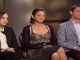 Ellen Page, Marion Cotillard & Joseph Gorden-Levitt Talk &#8216 Inception&#8217