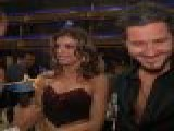 Elisabetta Canalis Saved To Dance Another Day