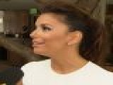 Eva Longoria Feeling ' Very Nervous' To Meet President Obama