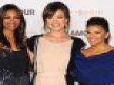 Eva Longoria, Zoe Saldana & Olivia Wilde&#8217 S &#8216 Glamour Reel Moments&#8217 Premiere