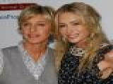 Ellen DeGeneres & Portia De Rossi Show Support For Animal Rights