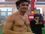 Gilles&#160 Marini Takes It Off For Soccer April 13, 2009