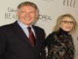 Harrison Ford On Honoring Diane Keaton At ELLE&#8217 S Women In Hollywood Event