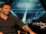 Hugh Jackman On Working With Sugar Ray Leonard For &#8216 Real Steel&#8217 - &#8216 He Was Tough On Me!&#8217