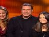 John Travolta, Kelly Preston & Ella Bleu Make &#8216 Old Dogs&#8217 A Family Affair