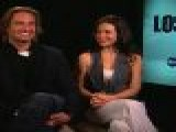 Josh Holloway & Evangeline Lilly On Final Season Of &#8216 Lost&#8217 : We&#8217 Ll Miss Our &#8216 Lost&#8217 Family