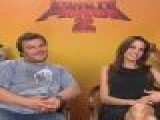 Jack Black On Ad-Libing For ' Kung Fu Panda 2' : ' There Wasn' T A Finished Script For The Movie!'