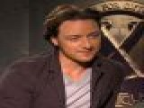 James McAvoy Takes On &#8216 X-Men: First Class&#8217