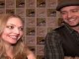 Justin Timberlake & Amanda Seyfried Make &#8216 Time&#8217 For Comic-Con 2011