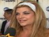 Kirstie Alley Talks Petra Nemcova&#8217 S &#8216 Dancing&#8217 Elimination & Shares Her DJ Aspirations April 19, 2011
