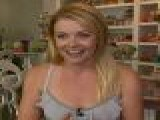 Melissa Joan Hart Gets Ready For The &#8216 Dancing With The Stars&#8217 Action! August 24, 2009