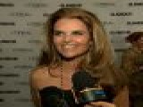 Maria Shriver Honored With Glamour Women Of The Year November 9, 2009