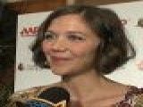 Maggie Gyllenhaal: The Oscar Luncheon Was &#8216 Nerve Racking&#8217
