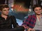 Max Irons & Shiloh Fernandez: Who Will Win Over ' Red Riding Hood' ?